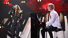 Image for Tom Odell and Nicole Scherzinger - I Just Want To Make Love To You at Children in Need Rocks 2013