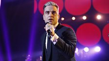 Image for Robbie Williams - Go Gentle at Children In Need Rocks 2013
