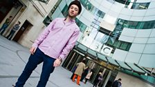 Image for Rob da Bank Presents Busking At The BBC: Leon T Pearl