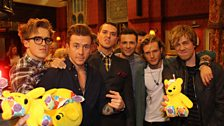 The boys from McBusted!