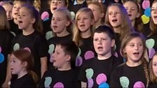 Image for Kettering choir perform Sing for BBC Children in Need