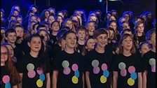 Image for Falmouth choir perform Sing for BBC Children in Need