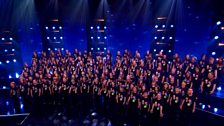 Image for Glasgow choir perform Sing for BBC Children in Need