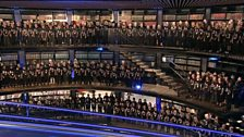 Image for Birmingham choir perform Sing for BBC Children in Need