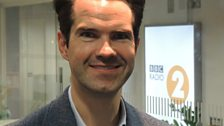 Image for Steve chats to Jimmy Carr