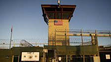 Image for 'Lawyer 'astounded' at CBS tape of Guantanamo Bay Briton