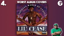 Ace's Top 5: Worst Album Covers / No. 4 - Lil' Cease