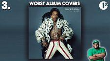Ace's Top 5: Worst Album Covers / No. 3 - Wiz Khalifa