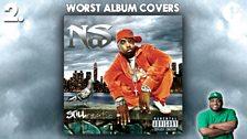 Ace's Top 5: Worst Album Covers / No. 2 - Nas