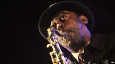 Image for Archie Shepp re-records Attica Blues