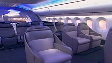 Image for Could airline economy seats get wider?