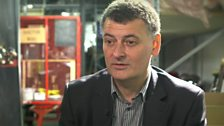 Image for The Day of the Doctor: Steven Moffat on the Daleks