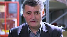Image for Steven Moffat: Happy Anniversary, Doctor Who!