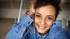 Image associated with Adele Roberts sits in for Sarah-Jane Crawford with your afternoon fix of big music.