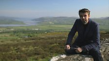 Image for Nick Laird visits the Grainan of Aileach