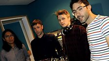 Image for Teleman live in session for Marc Riley