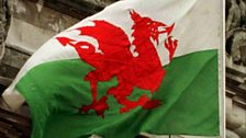 Image for Derren - Walking to the Welsh anthem