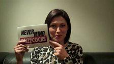 Image for Backstage Buzzcocks: Emma Willis