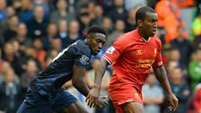 Image for Liverpool fan: Andre Wisdom is the second best right-back in the Premier League, after Glen Johnson.