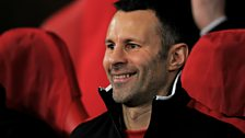 Image for Ryan Giggs talks to Chris Evans