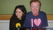 Image for Eliza Doolittle performs Pack Up live in session for Chris Evans