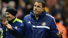 Image for Sunderland's Gus Poyet reads books to ease football worries