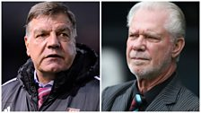 Image for West Ham: David Gold backs Sam Allardyce: