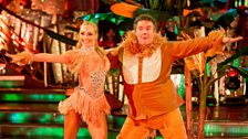 Image for Mark Benton & Iveta Samba to 'I Just Can't Wait To Be King'