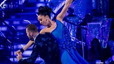Image for Natalie Gumede & Artem American Smooth to 'And I Am Telling You I'm Not Going'