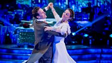 Image for Sophie Ellis-Bexter & Brendan Viennese Waltz to 'My Favourite Things'