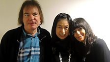 Image for Julian and Jiaxin Lloyd Webber join Claudia