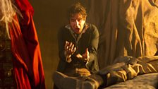 A moment from The Night of the Doctor.