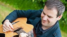 Image for Award winning folk guitarist Tim Edey