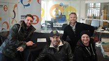 Image for Steve chats to Boyzone