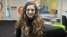 Image for Steve chats to singer songwriter Birdy