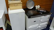 Aga - nothing else quite sounds the same