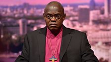 Image for John Sentamu speaks about Nelson Mandela