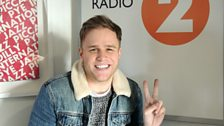 Image for Olly Murs chats to Steve Wright