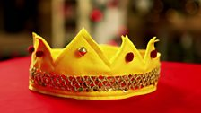 Image for How to make a felt crown