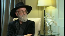 Image for Sir Terry Pratchett wants a war on dementia