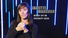 Image for Pro Challenge with Janette Manrara