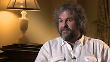 Hobbit director's big screen fears