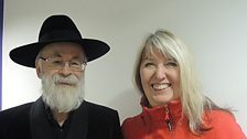 Image for Sir Terry Pratchett and Maddy Prior talk to Claudia Winkleman
