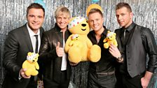 Westlife on Appeal Night 2007