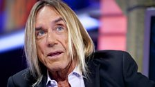 Image for Iggy Pop reads Powder by Tobias Wolff