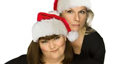 Image for French and Saunders, Monday 23rd December