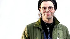 Image for Tim Burgess joins Radcliffe and Maconie on their Festive Roadshow