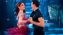 Image for Sophie Ellis-Bexter & Brendan's Showdance to 'I Wanna Dance With Somebody'