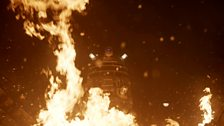 The Daleks returned for Doctor Who's 50th anniversary special…
