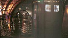 Surrounding the TARDIS